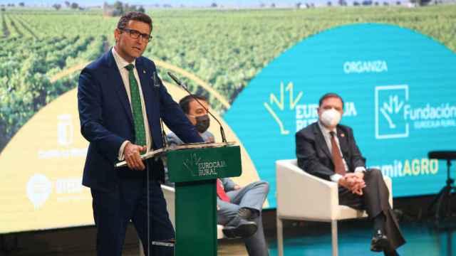 Víctor Manuel Martín López, director general de Eurocaja Rural
