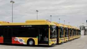 La nueva flota de vehículos eléctricos e inteligentes.