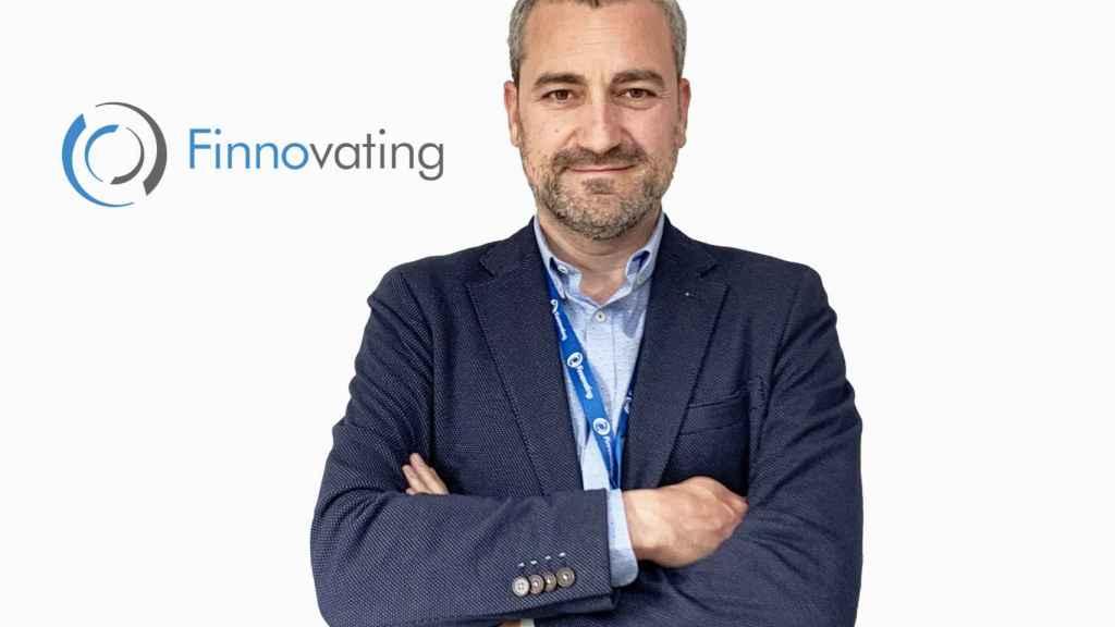 Rodrigo García es el fundador y CEO de la plataforma fintech Finnovating.