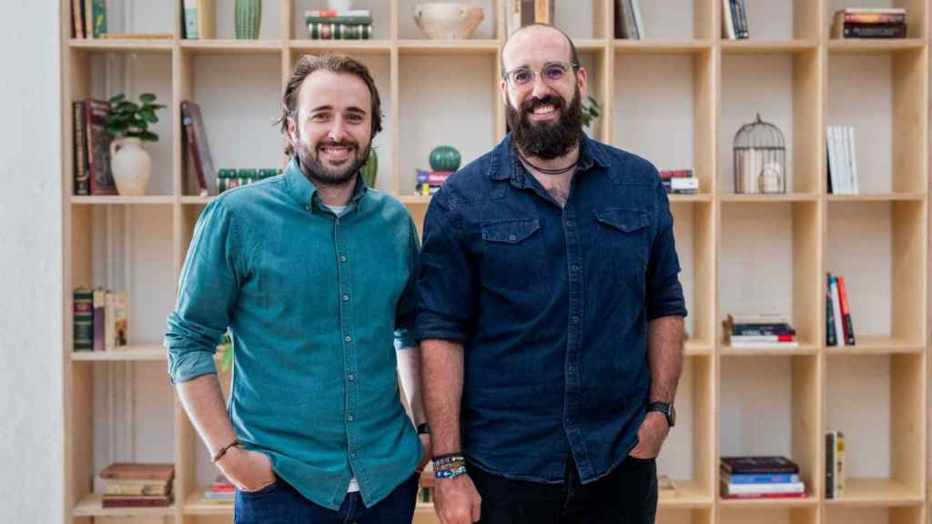 Pablo Bertolín y Andrés Perales son los fundadores de Designable y precursores del 'crowdbuilding' en España.