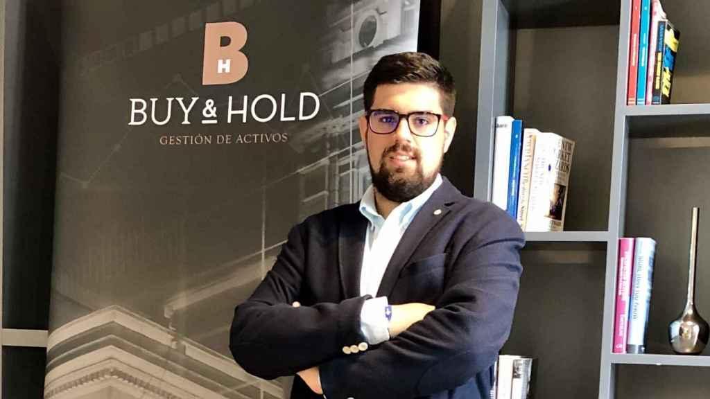 David Pérez Romana, responsable de relación con inversores de Buy & Hold.