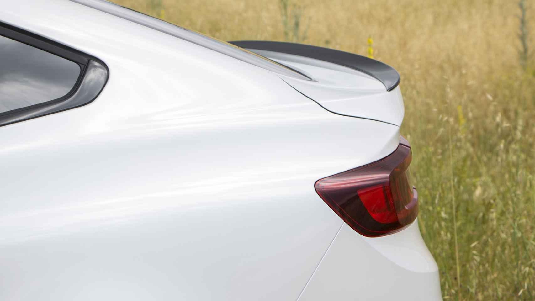 Renault Arkana: todas las fotos de este SUV coupé de tamaño medio