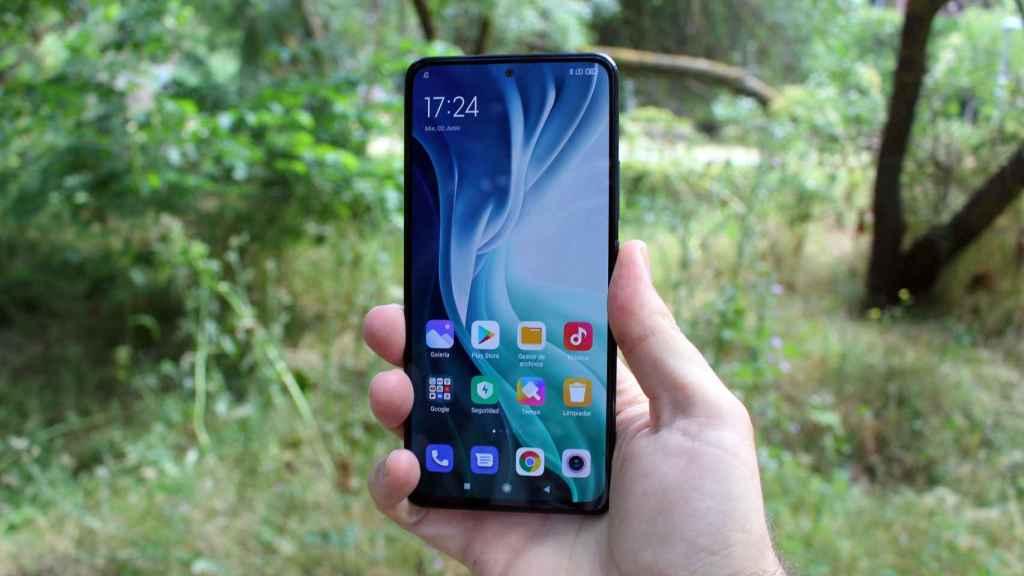 El Xiaomi Mi 11i ofrece una gran potencia.