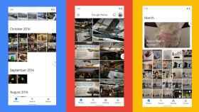 Nuevo Google Fotos.
