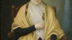 El cuadro atribuido a José Campeche