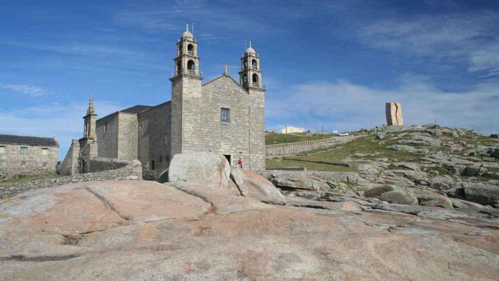 Muxia y el Santuario da Virxe da Barca