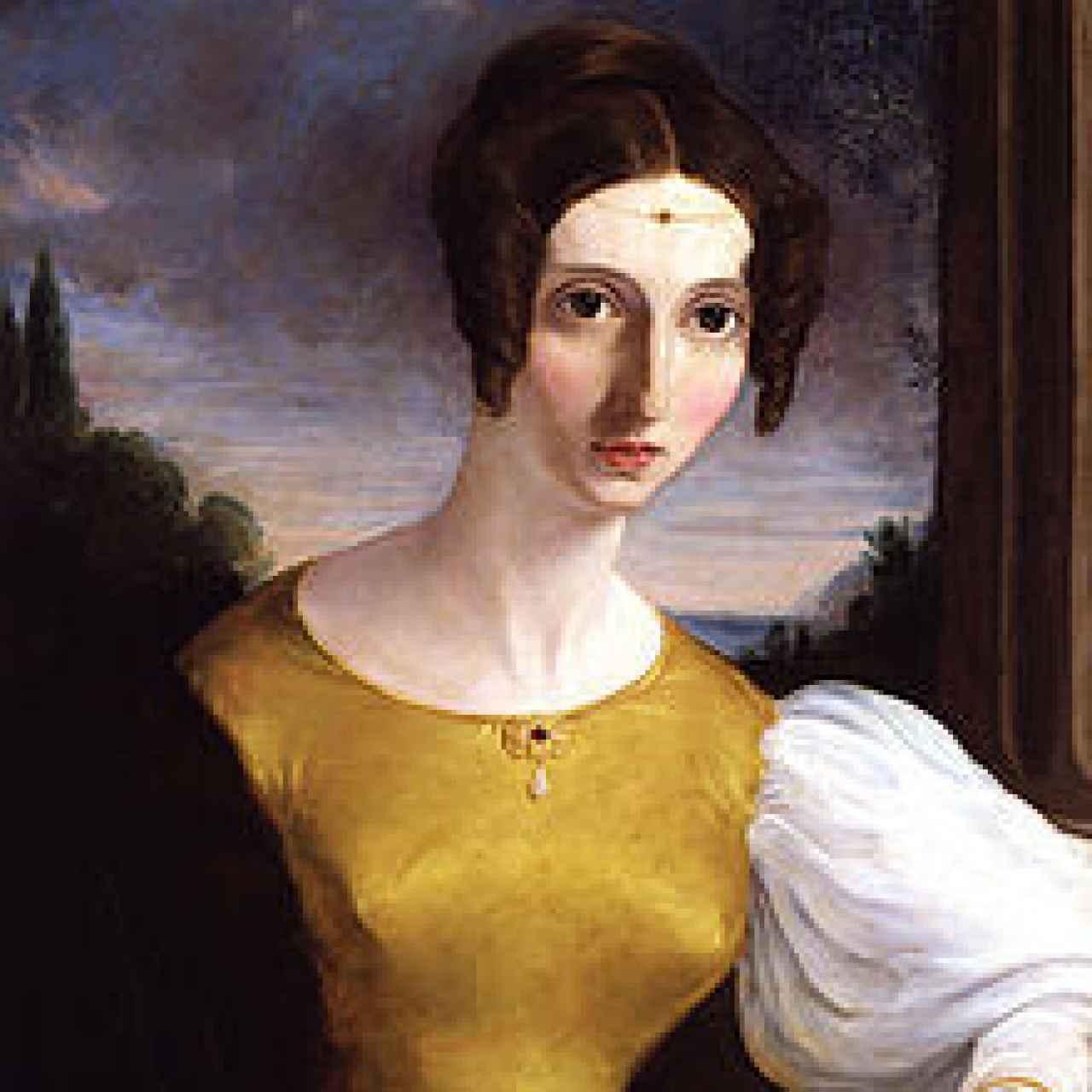 Harriet Taylor Mill, filósofa inglesa y defensora de los derechos de las mujeres nacida en 1807.
