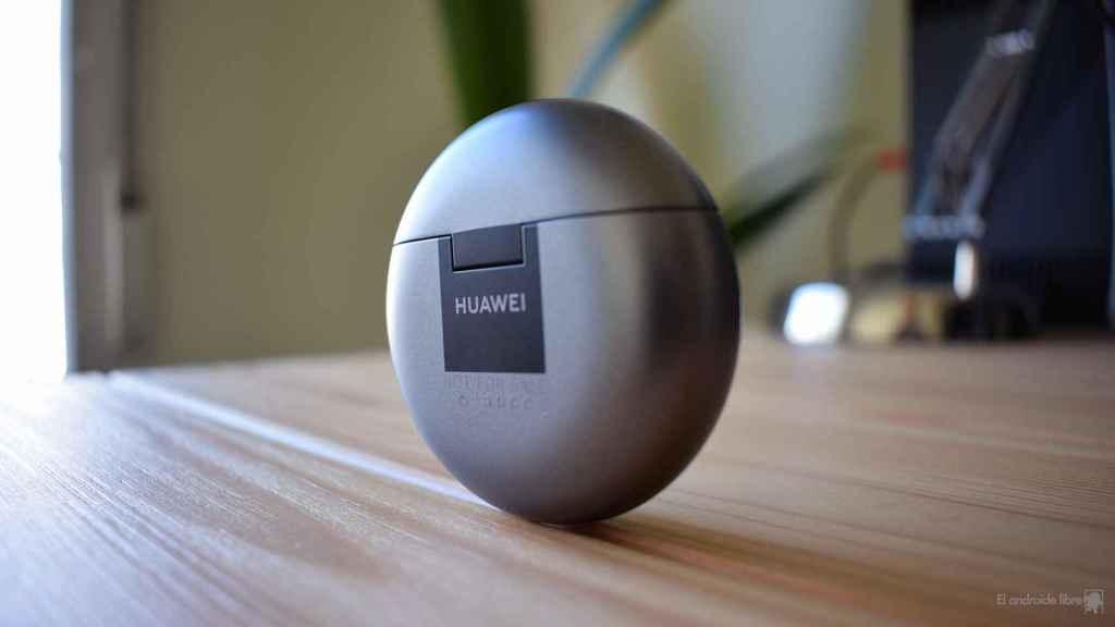 La funda de Huawei FreeBuds 4