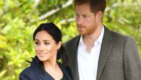 Meghan y Harry durante su etapa como 'royals' en Reino Unido.