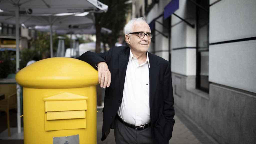 José María Maravall está a punto de publicar su último libro: 'La democracia y la izquierda'.