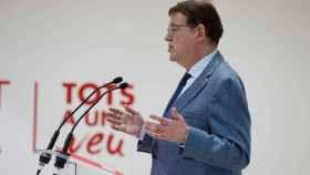 Puig contesta al turismo que muchos trabajadores del sector ya están vacunados