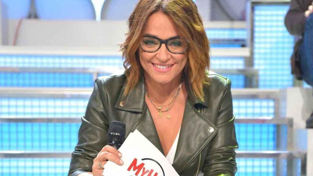 Toñi Moreno sigue esperando nuevos proyectos propios en Mediaset.
