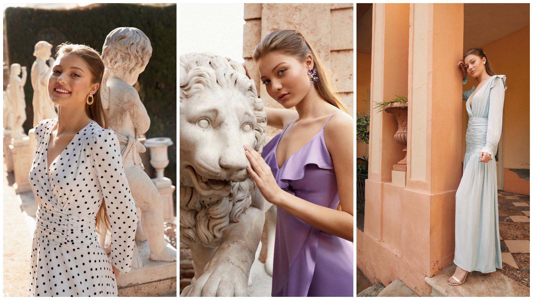 Algunos de los estilismos que propone Bruna.