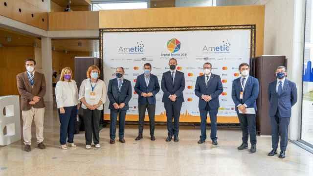 Digital Tourist 2021 organizado por Ametic