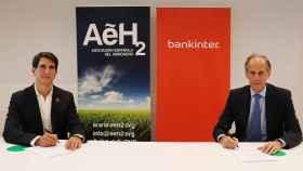 Bankinter y AeH2 destinarán 100 millones para proyectos de hidrógeno en empresas