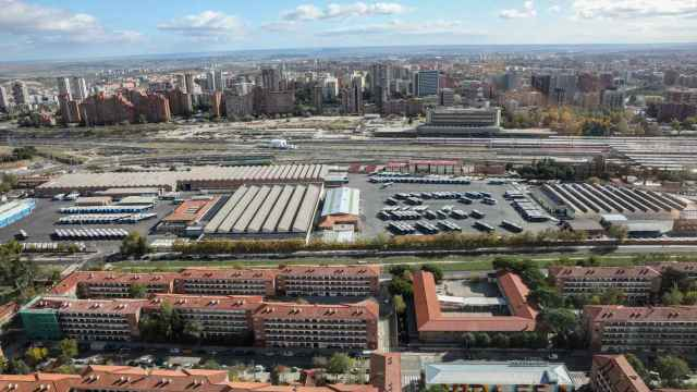 Fotografía de recurso de la zona donde se levantará parte de Madrid Nuevo Norte (MNN).