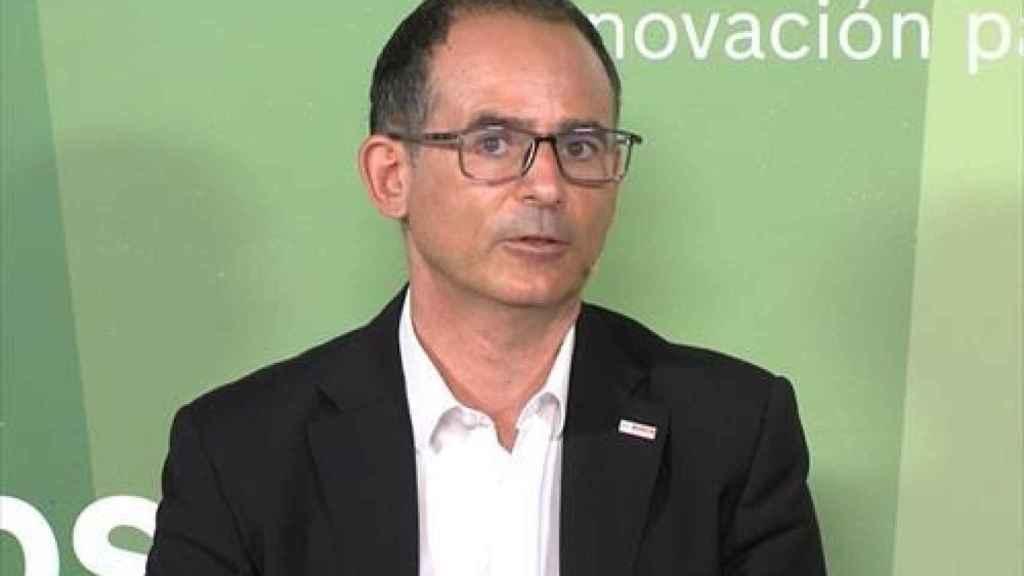 El presidente de Grupo Bosch para España y Portugal, Javier González Pareja