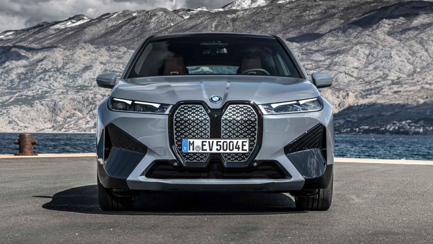 Así es el mejor BMW creado hasta ahora: se llama iX, es eléctrico y tiene 630 km de autonomía