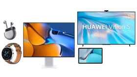 Productos de Huawei