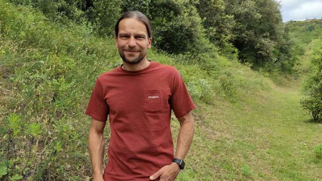 Jordi Ramot, fundador de Wikiloc