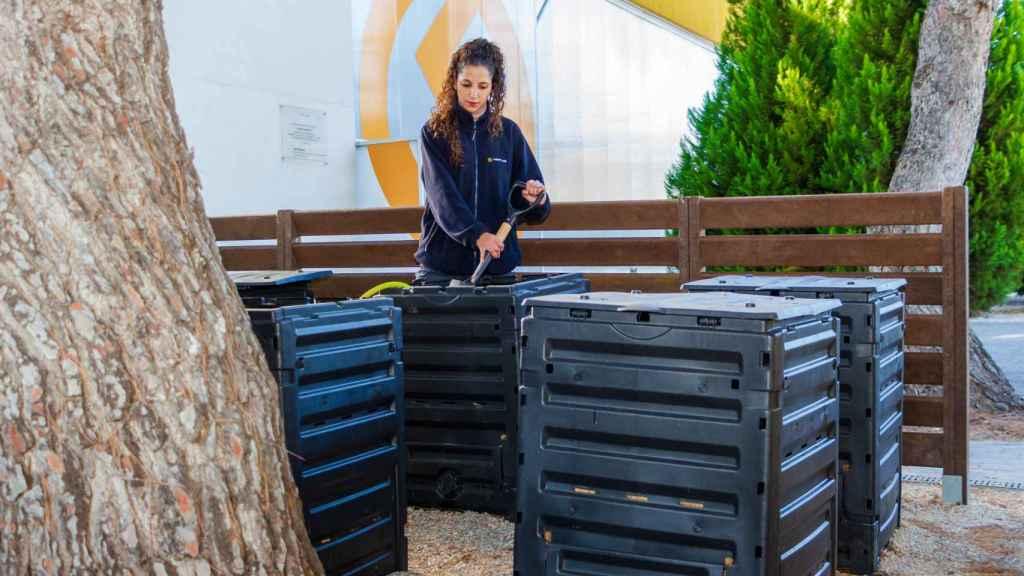 Imagen de uno de los proyectos de sostenibilidad impulsados por Fedit.