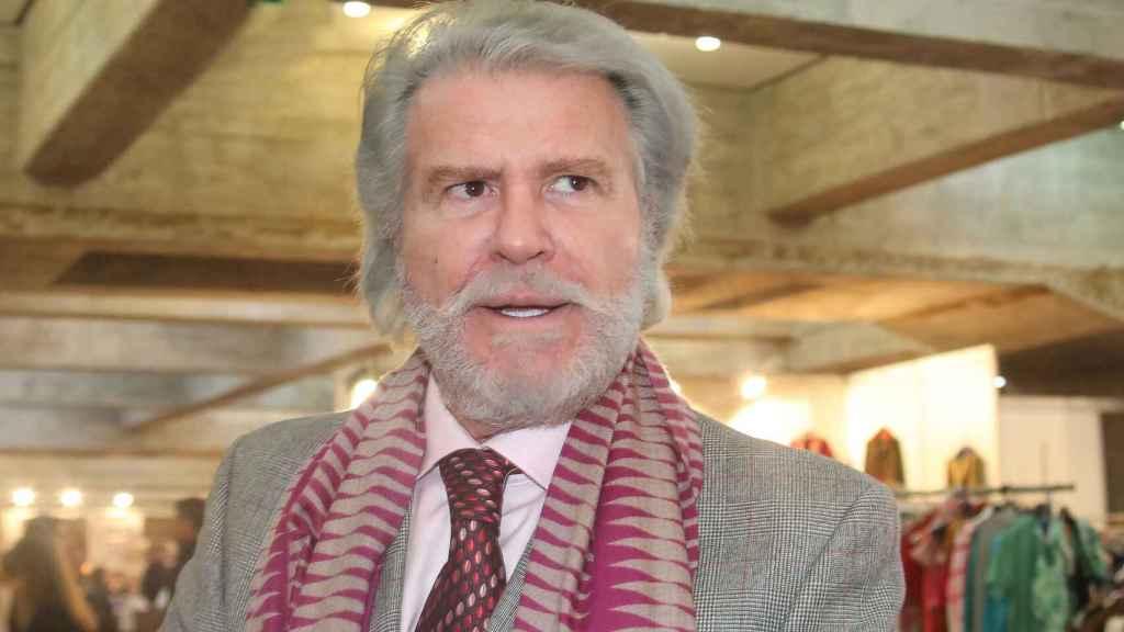 Edmundo Bigote Arrocet en una imagen fechada en noviembre de 2019.