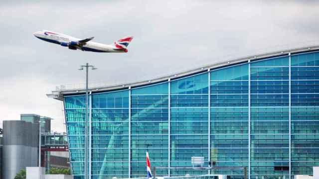 El número de pasajeros en Heathrow no termina de despegar.