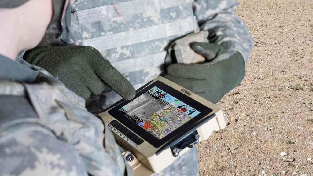 Tablet militar de EEUU