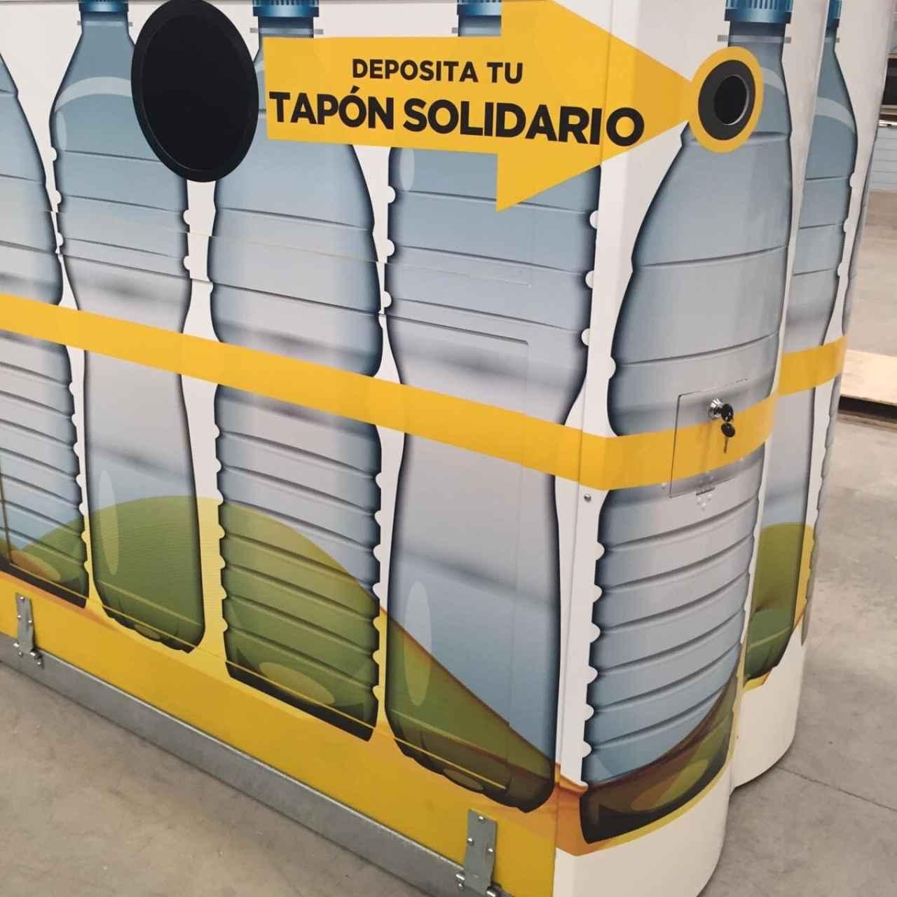 El contenedor de residuos inteligente Eco.loT.