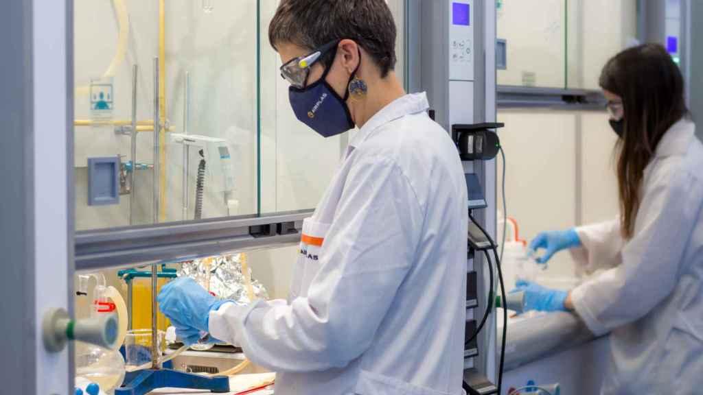Fotografía de los investigadores del proyecto EROS. Imagen: FEDIT.