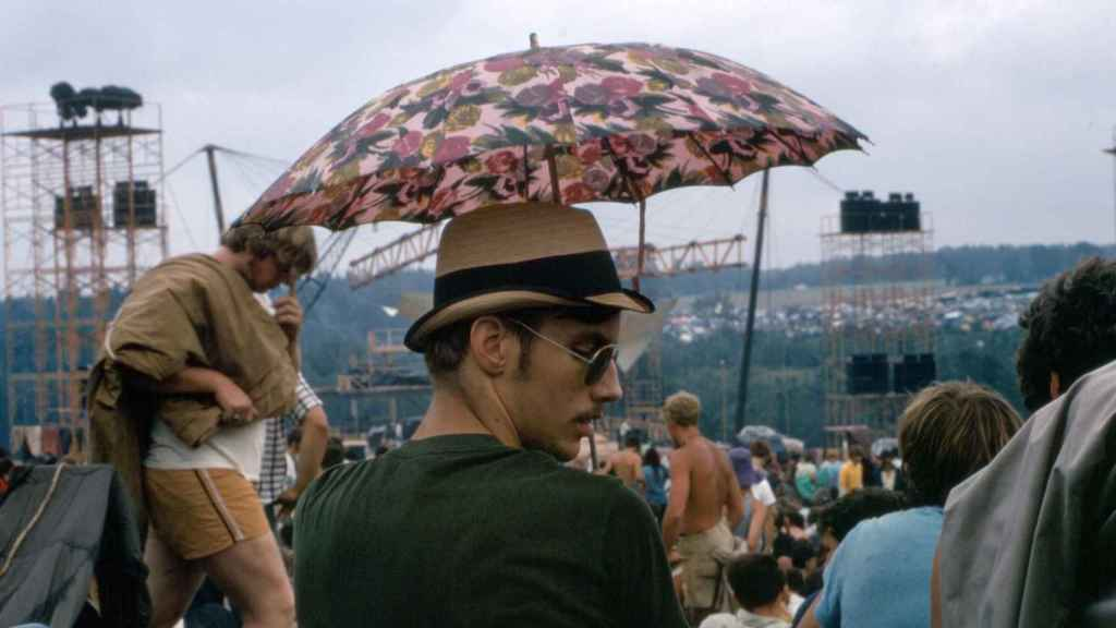 El Festival de Woodstock de agosto de 1969 se puede considerar el punto de partida y cristalización del movimiento arcoíris.