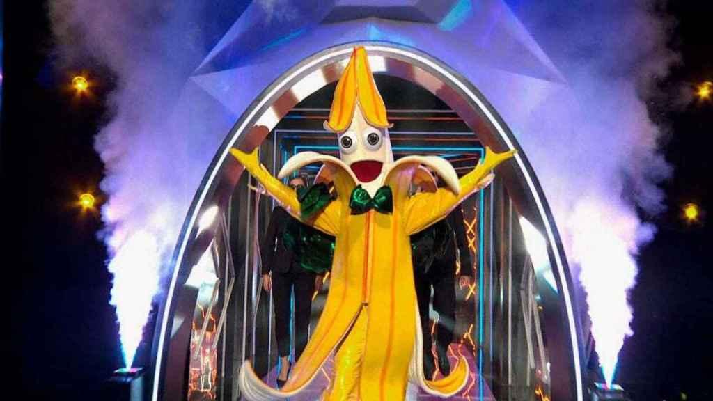 ¿Quién es el Plátano de 'Mask Singer' 2? Todas las pistas sobre el famoso que se esconde detrás