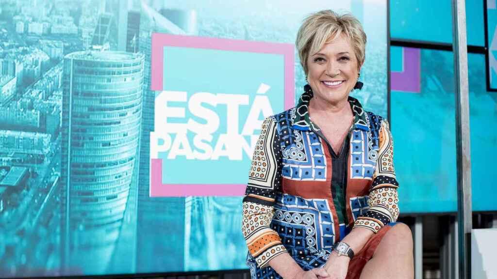 Inés Ballester dejará 'Está pasando' tras dos años al frente.