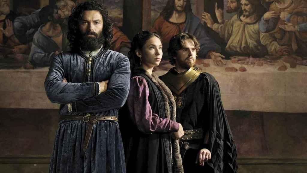 Buen estreno de 'Leonardo' en La 1 ante el mínimo de 'Supervivientes', que arrasa en audiencias