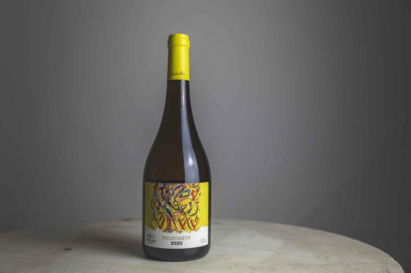 Polvorete 2020 aúna vino y arte.