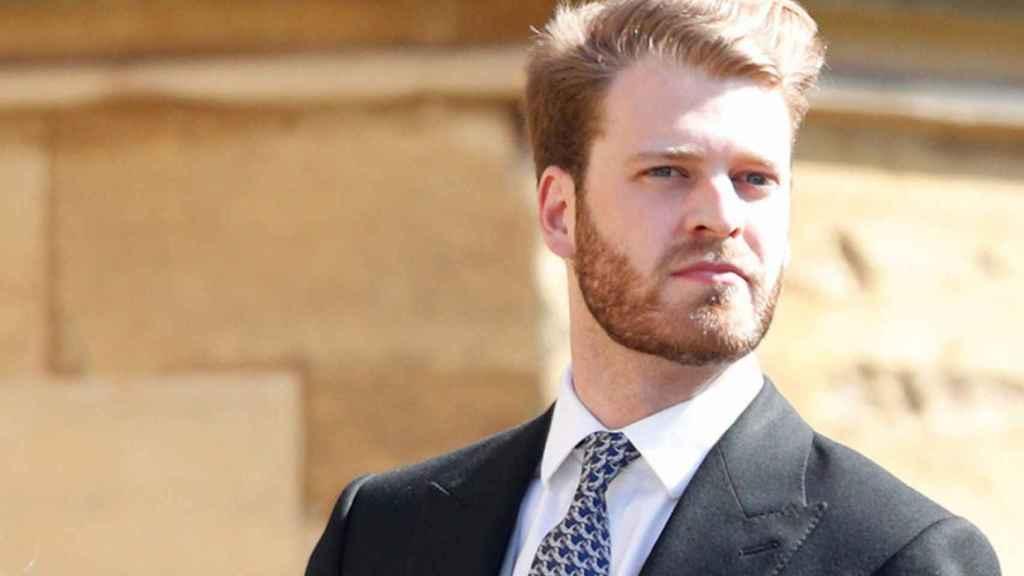 Louis Spencer, así es el misterioso y soltero sobrino de Lady Di.