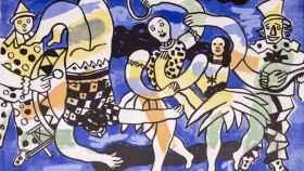 Fernand Léger, VEGAP, Madrid 2021.
