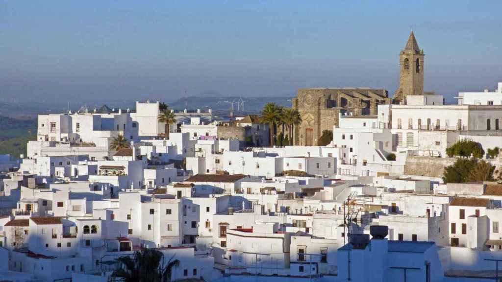 Los pueblos de España que te harán pensar que estás en Grecia