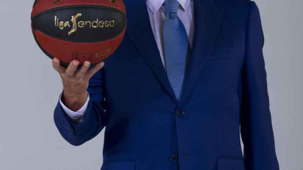 Fernando Galindo, presidente del Estudiantes
