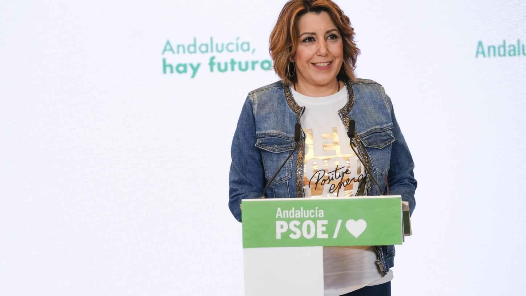 Energía positiva. 6 de mayo en Sevilla.
