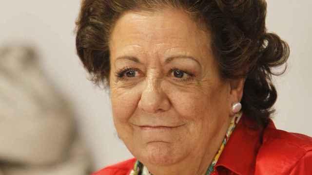 Rita Barberá, en una imagen de archivo. EE
