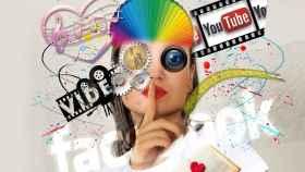 Un montaje visual sobre creadores de contenido. IMAGEN: Pixabay.