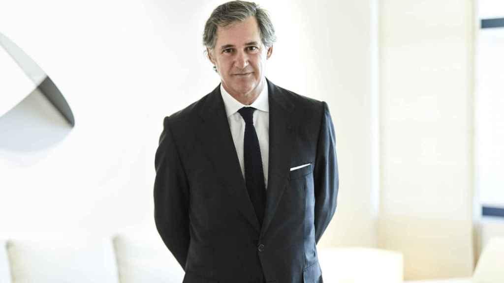 José Manuel Entrecanales es el máximo accionista de Bodegas Palacio.