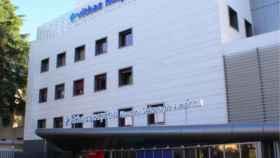 Un hospital del Grupo Vithas.