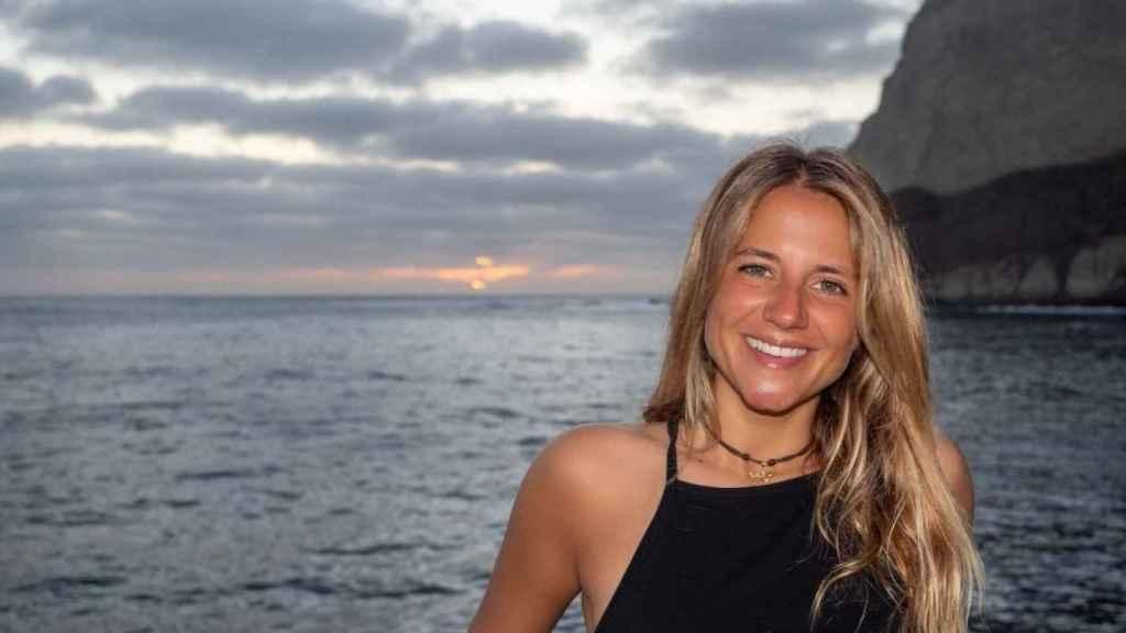 Gádor Muntaner se graduó en Ciencias del Mar en la Universidad de Canarias y es experta en Tiburones.