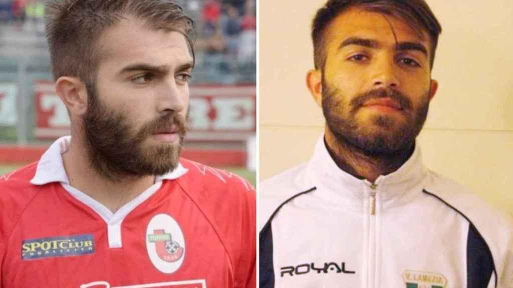 Los hermanos Giuseppe y Rocco Pierrino