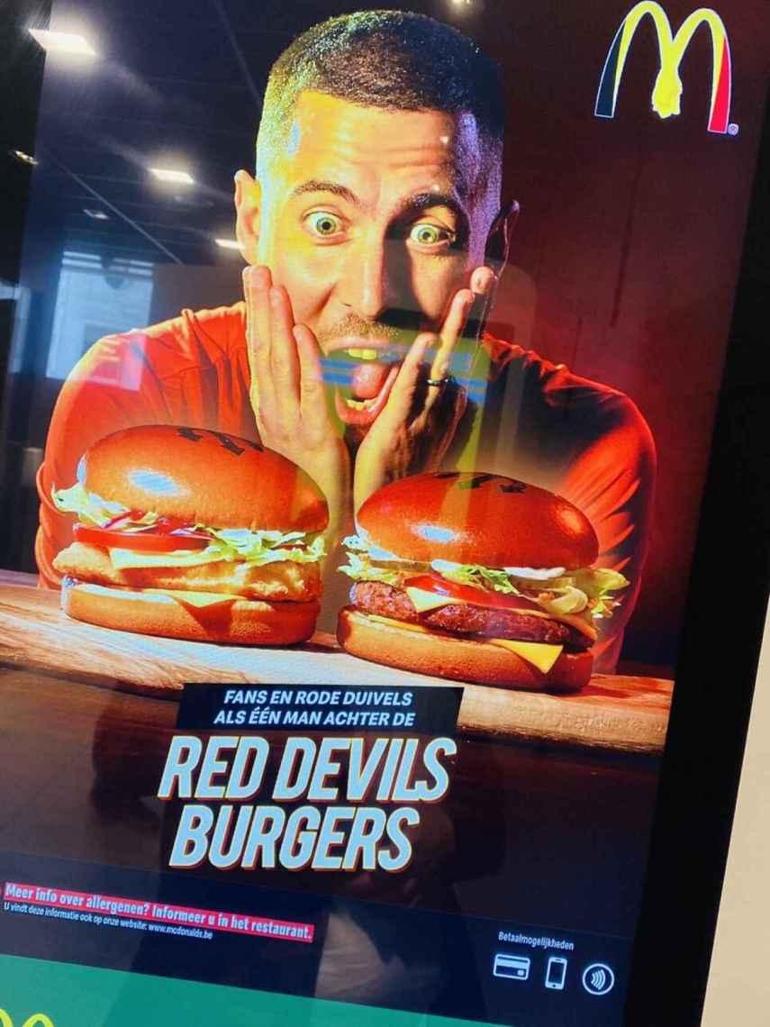 Hazard, nueva imagen de McDonald's