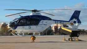 Al lugar ha acudido un helicóptero medicalizado