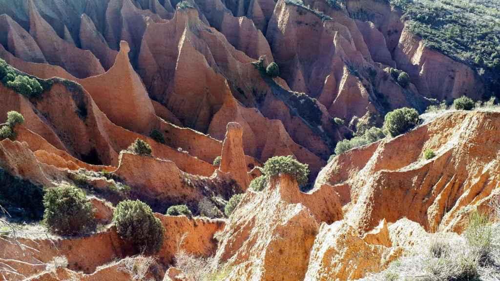 Cárcavas del Valdepeñas de la Sierra