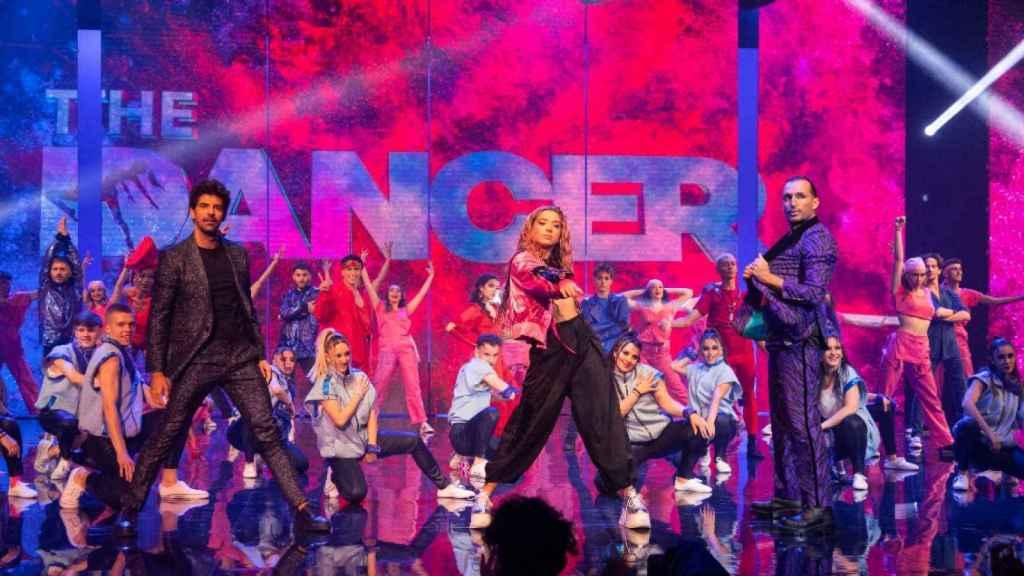 Semifinal de 'The Dancer'